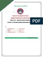 Effeciency of Demand Managment Measures