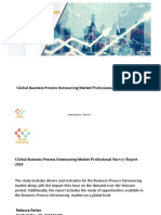 Business Process Outsourcing Market