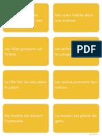Exp Orale A1-A2 - Jeu Des Adjectifs EOIAnna