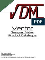 VDMP CATALOG 2016
