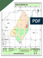 Mapa Cobertura y Uso Vilcabamba