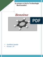 Benzéne