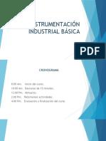 Instrumentación Industrial Básica