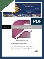 CLASE 17 - Conociendo Access.docx