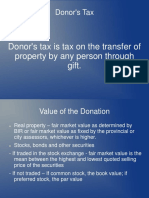 Donor's Tax.ppt