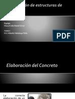 CONSTRUCCIÓN DE ESTRUCTURAS DE CONCRETO