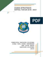 RENSTRA 2016-2021 DINAS PERUMAHAN, PEMUKIMAN & PERTANAHAN.pdf