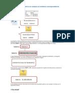 Aplicar Formato Numérico en Campos Al Combinar Correspondencia