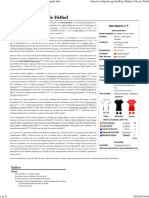 Real Madrid Club de Fútbol - Wikipedia, La Enciclopedia Libre