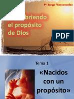 1. Nacidos Por Proposito