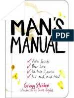 The Man's Manual Poker Secrets, Beer Lore, Waitress Hypnosis, and Much, Much More.pdf