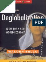 Bello - Deglobalization