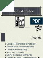SENA Gestión Logística Metrología Conversión