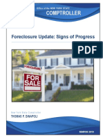 Foreclosure Update