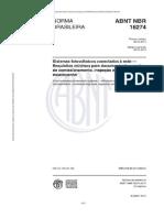 NBR 16274- Sistemas Fotovoltaicos conectados a rede.pdf