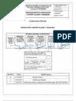 CC2509-4200-D-PRP-009 R1 Operación Camión Aljibe y Regadío