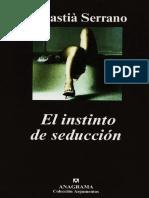 Sebastia Serrano - El instinto de seduccion.pdf