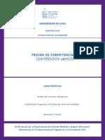 temario prueba de competencias de lectura 2019
