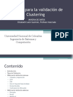 Sesion13 Validation Clustering
