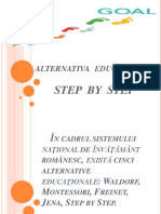 alternativa educatională step by step.ppt