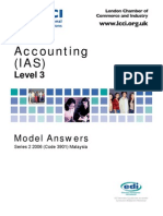 2006 LCCI Level 3 (IAS) Series 2