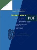 TRABAJO APLICATIVO - BASE DE DATOS DISTRIBUIDA.docx