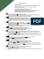 toddler strategy sheet portfolio