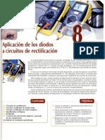 Aplicacion de los diodos a los circuitos de rectificacion