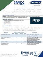 Admix 900-Adherente de concreto.pdf