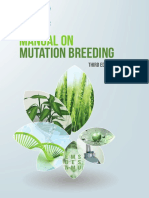 Manual on MUTATION BREEDING FAO