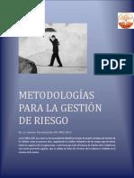 Metodología Gestión Del Riesgo