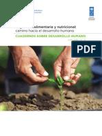UNDP SV Seguridad Alimentaria FAO El Salvador