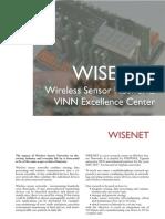 WISENET VINN Excellence Center 2007