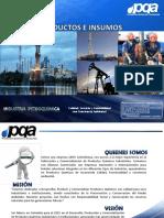 Presentación General Productos PQA Contingencias Ambientales. VEOLIA