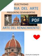 11 - Fichas Arte Del Renacimiento