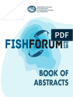 Fish forum 2018 FAO