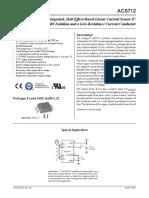 ACS712 - Datasheet