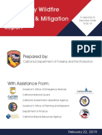 Cal Fire 45 day report