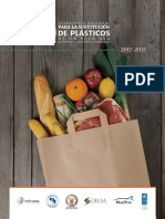 Estrategia Nacional Sustitucion Plasticos Un Solo Uso