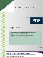CICLO KALINA Y CICLO IGCC.pptx