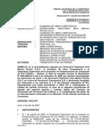 R. 1122-2007-TDC-INDECOPI