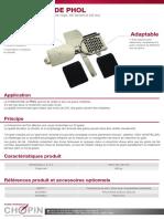 Farinotome de Phol Leaflet Fr 20171102