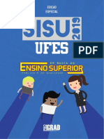Sisu Ufes 2019 - Cartilha Digital