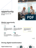 Dynamics 365 Partner Opportunity - Sales