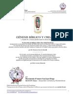Génesis Bíblico y Creación