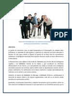 Comunicación Asertiva Inteligencia Emocional y Liderazgo Pulse Aqui Para Ver Los Contenidos de La Maestría Internacional