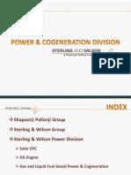 Cogeneration Division