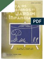 Abbe Quinet - Para os Pequeninos do Jardim da Infância [Clear Scan].pdf