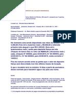 Contrato de Locação Residencial 13052013