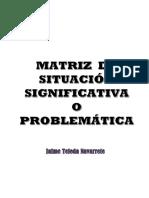 Matriz Situación Problemática